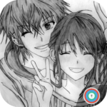 Anime Couple Cute Wallpapers APK icon