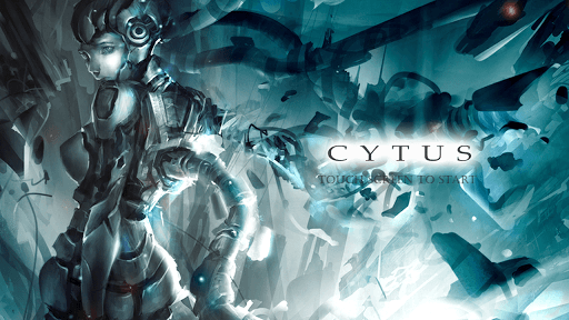 Cytus APK screenshot 1