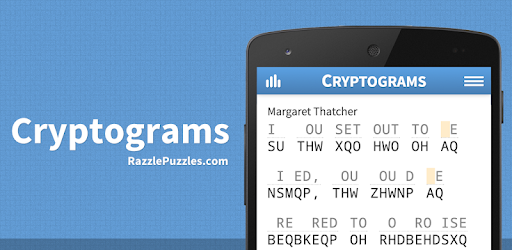 Cryptogram Puzzles APK : Download v1 61 for Android at