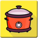 Crockpot slow cooker recipes🍲 APK icon