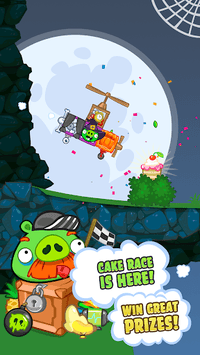 Bad Piggies HD APK screenshot 2