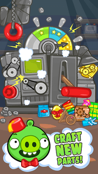 Bad Piggies HD APK screenshot 3