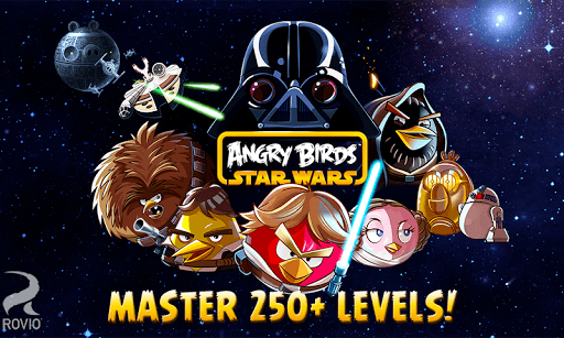Angry Birds Star Wars APK screenshot 1