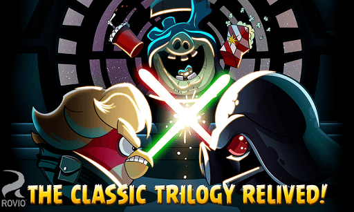 Angry Birds Star Wars APK screenshot 3