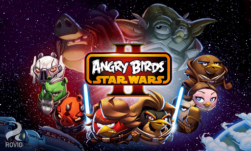 Angry Birds Star Wars II Free APK screenshot 1