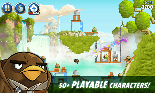 Angry Birds Star Wars II Free APK screenshot 3