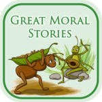 moral stories in english for children offline APK icon