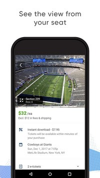 SeatGeek – Tickets to Sports, Concerts, Broadway APK screenshot 3
