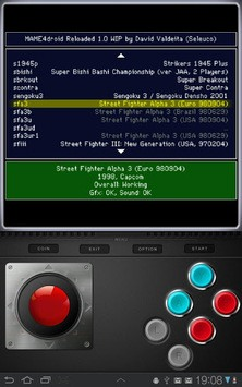 MAME4droid (0 139u1) APK : Download v1 12 for Android at