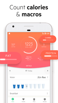 Lifesum - Diet Plan, Macro Calculator & Food Diary APK screenshot 3
