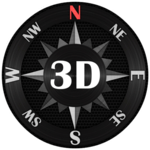 Compass Steel 3D APK icon