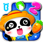 Little Panda Math Farm APK icon