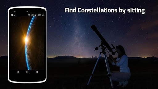on download sky map for android