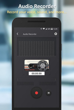 voice recorder APK : Download v1 1 6 for Android at AndroidCrew