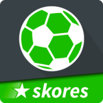 SKORES - Live Football Scores APK icon