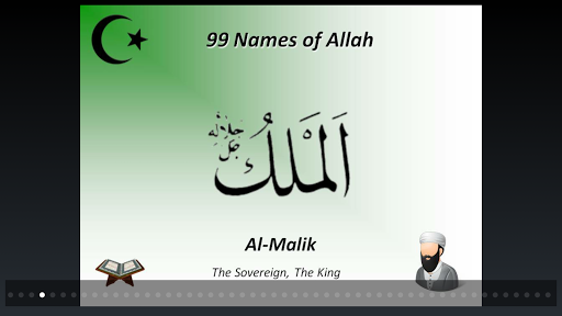 99 Beautiful Names of Allah APK : Download v2 0 for Android at