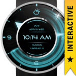 Countdown - Watch Face for Wear OS by Google APK icon
