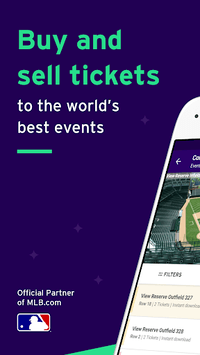 StubHub - Tickets to Sports, Concerts & Events APK screenshot 1