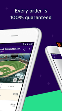 StubHub - Tickets to Sports, Concerts & Events APK screenshot 2