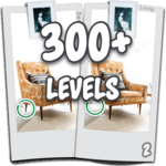 Find the difference 300 level Spot the differences APK icon