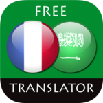 French - Arabic Translator APK icon