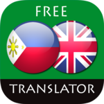 Filipino - English Translator APK icon