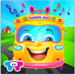 The Wheels on the Bus - Learning Songs & Puzzles APK icon