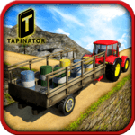 Extreme Hill Driving 3D APK icon