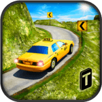 Taxi Driver 3D : Hill Station APK icon