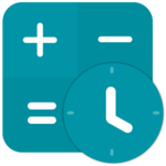 Time Calculator: Hours Work & Time Between APK icon