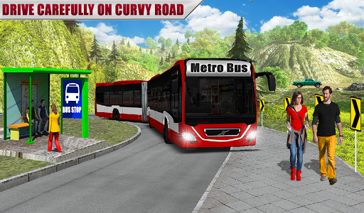 real city bus games