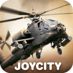 GUNSHIP BATTLE: Helicopter 3D APK icon
