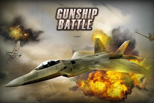 GUNSHIP BATTLE: Helicopter 3D APK screenshot 1
