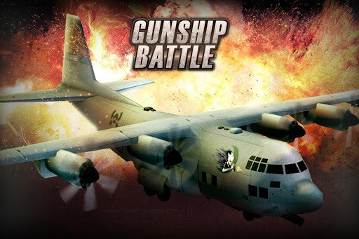 GUNSHIP BATTLE: Helicopter 3D APK screenshot 2