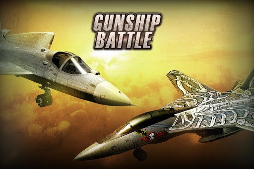 GUNSHIP BATTLE: Helicopter 3D APK screenshot 3