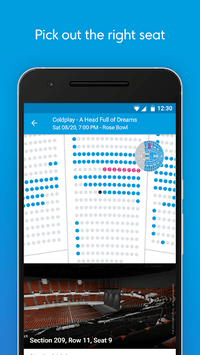 Ticketmaster Event Tickets APK screenshot 2