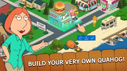 Family Guy The Quest for Stuff APK screenshot 3