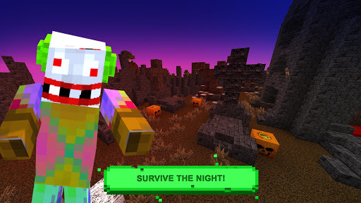 scary minecraft games