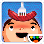 Toca Kitchen APK icon