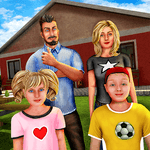 Virtual DAD : Ultimate Family Man APK icon