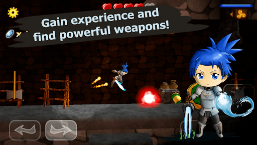 Swordigo APK screenshot 3