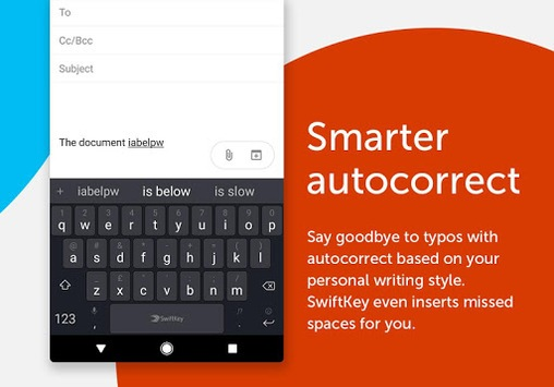 2f56bf94a4c SwiftKey Keyboard APK screenshot 1 SwiftKey Keyboard APK screenshot 2 ...