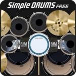 Simple Drums Free APK icon
