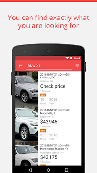 Used cars for sale - Trovit APK screenshot 2
