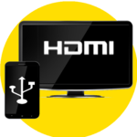 HDMI Connector (mhl/hdmi/usb ScreenMirroring) APK