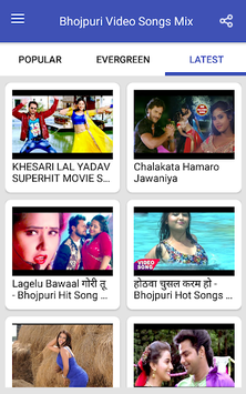 Bhojpuri Video Songs HD Mix APK : Download v1 0 9 for