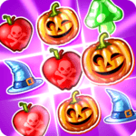 Witch Puzzle - Match 3 Games & Matching Puzzles APK icon
