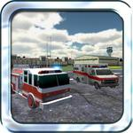 Airport Emergency Rescue 3D APK icon