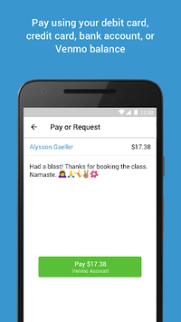 Venmo: Send & Receive Money APK screenshot 1