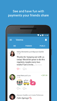 Venmo: Send & Receive Money APK screenshot 3